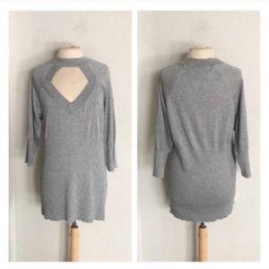 Torrid sweater tunic *runs small